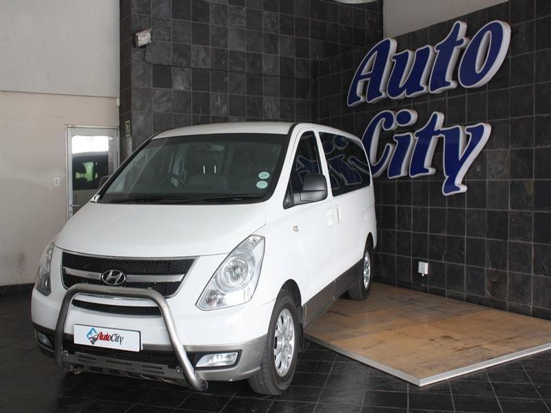 2015 Hyundai H1 2.5 Crdi Wagon A/T