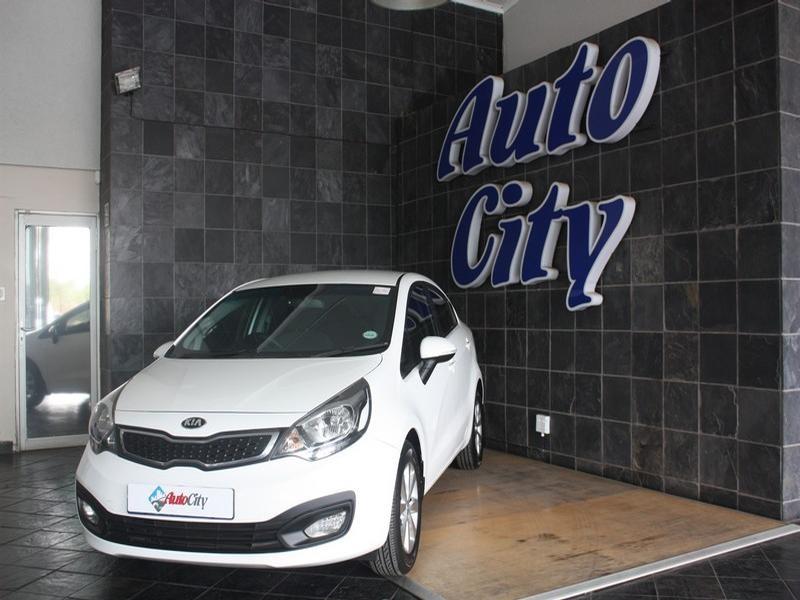 2014 Kia Rio Sedan 1.4