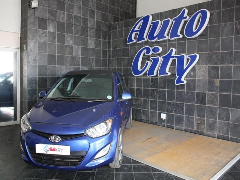 2012 Hyundai I20 1.4 Fluid At