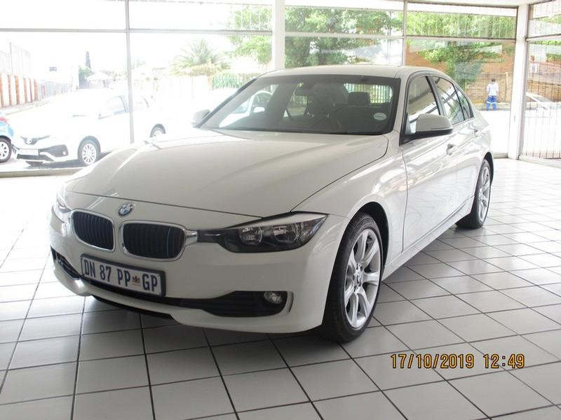 2015 BMW 3 Series Sedan 316i Steptronic