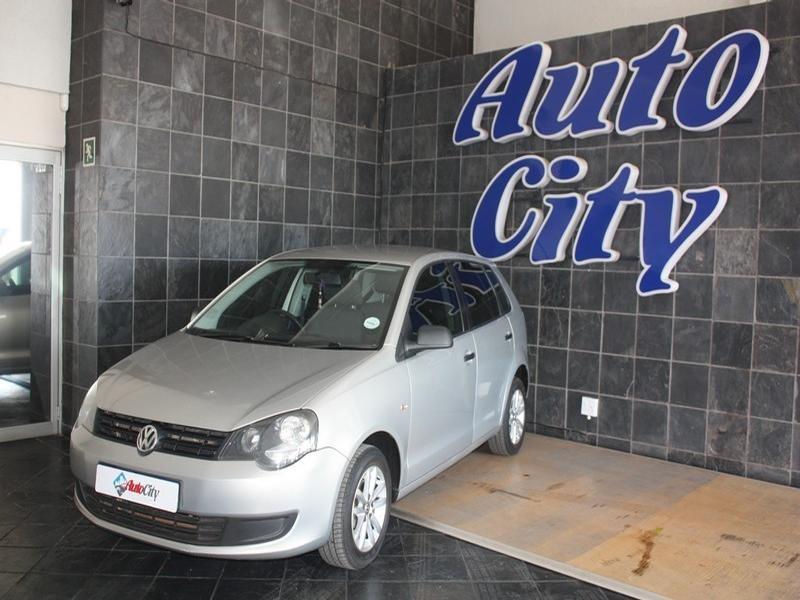 2013 Volkswagen Polo Vivo Hatch 1.4 Base