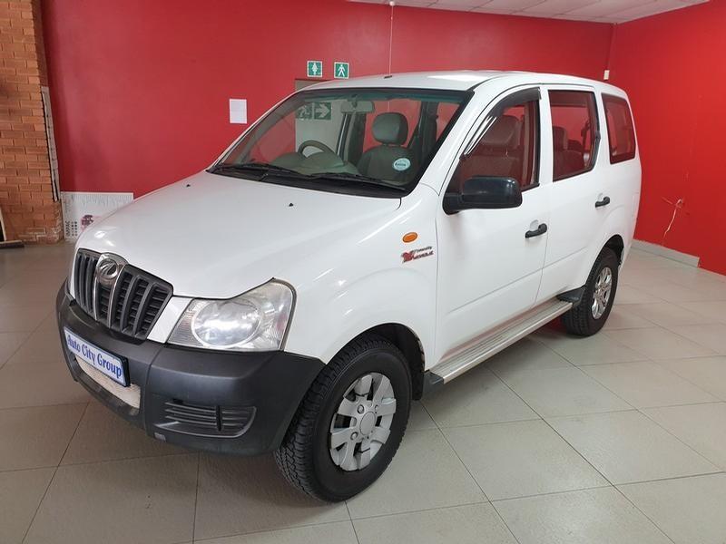 2012 Mahindra Xylo 2.5CRDE Panel Van