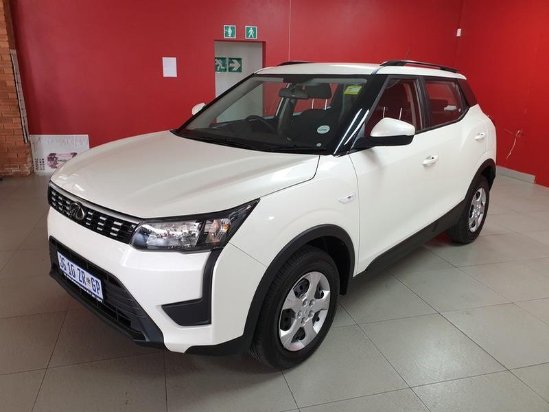 2019 Mahindra XUV 300 1.2 W6