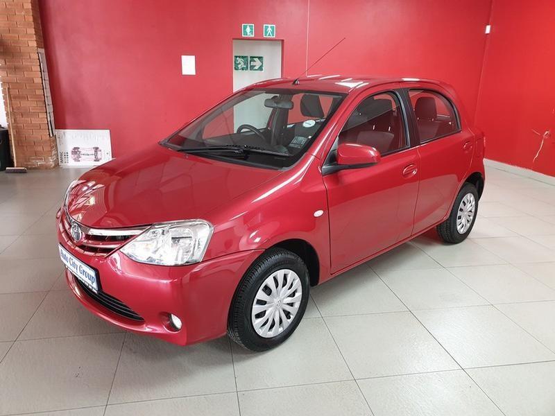 2015 Toyota Etios 1.5 Xs 5-Door