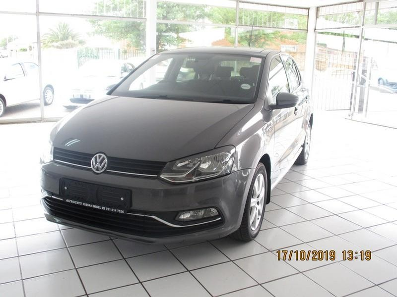 2016 Volkswagen Polo 1.2 Tsi Comfortline