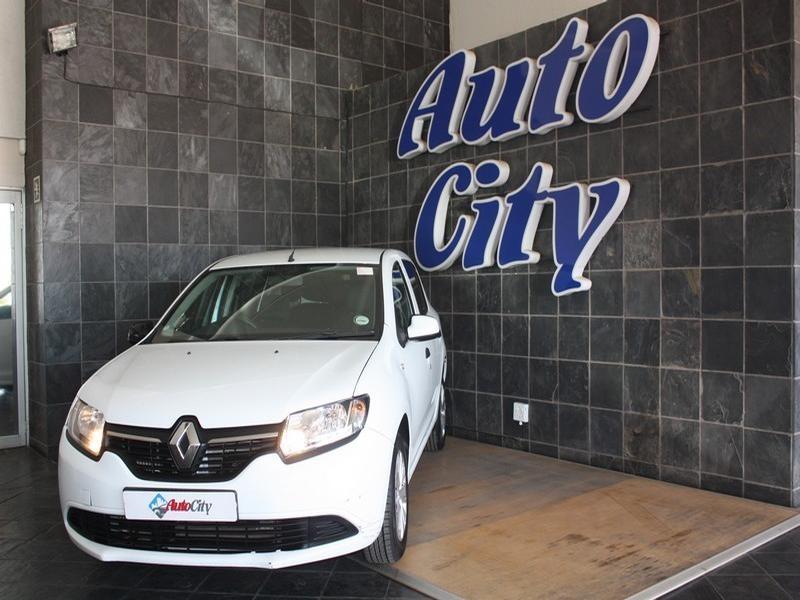 2016 Renault Sandero 0.9 Turbo Dynamique