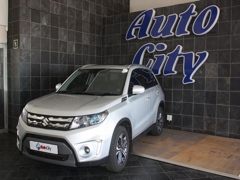 2016 Suzuki Vitara 1.6 Glx At