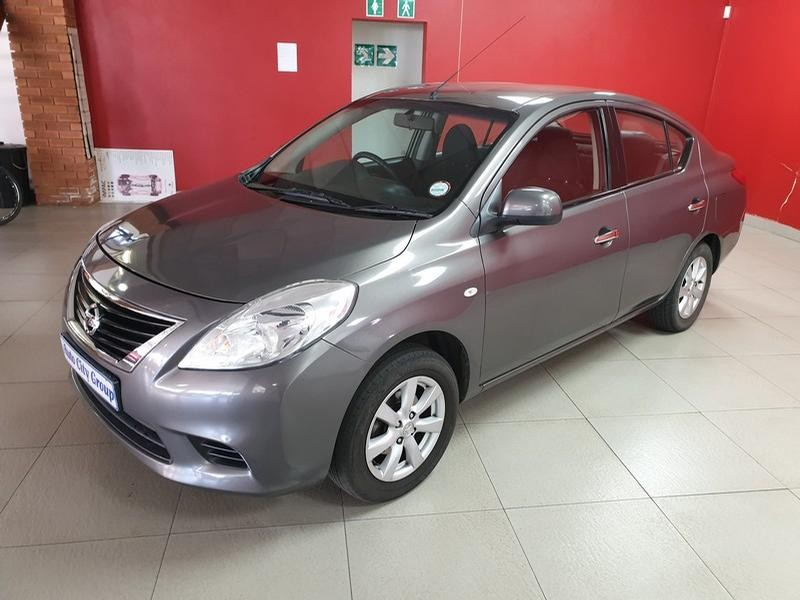 2015 Nissan Almera 1.5 Activ