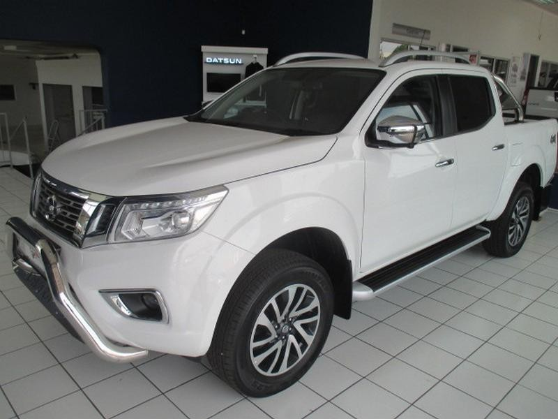2019 Nissan Navara 2.3D 4X4 Le (leather Seats)