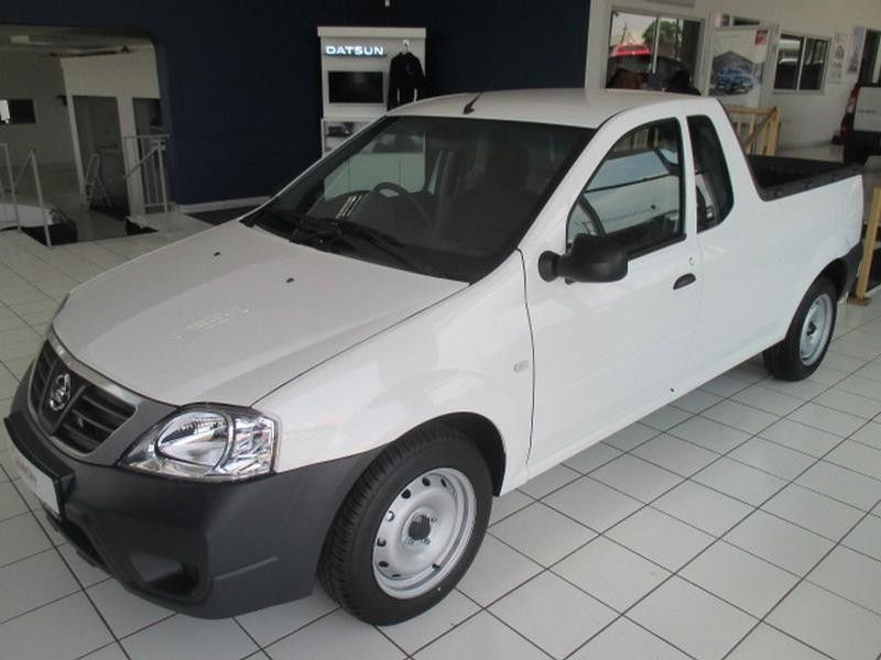 2019 Nissan NP200 1.6 8V Base Safety