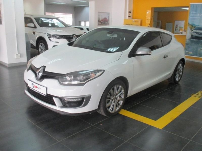 2014 Renault Megane Coupe 1.2 Gt-Line Turbo