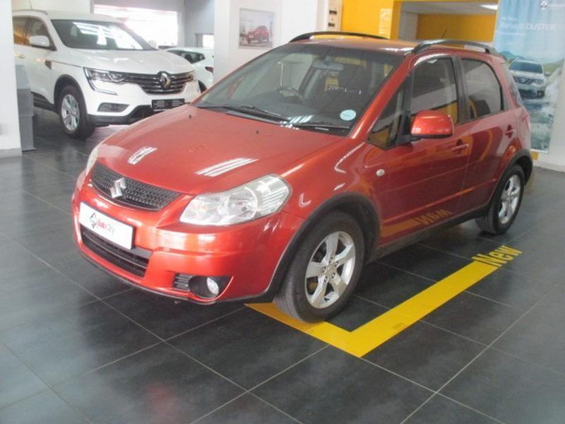 2011 Suzuki Sx4 2.0 Awd