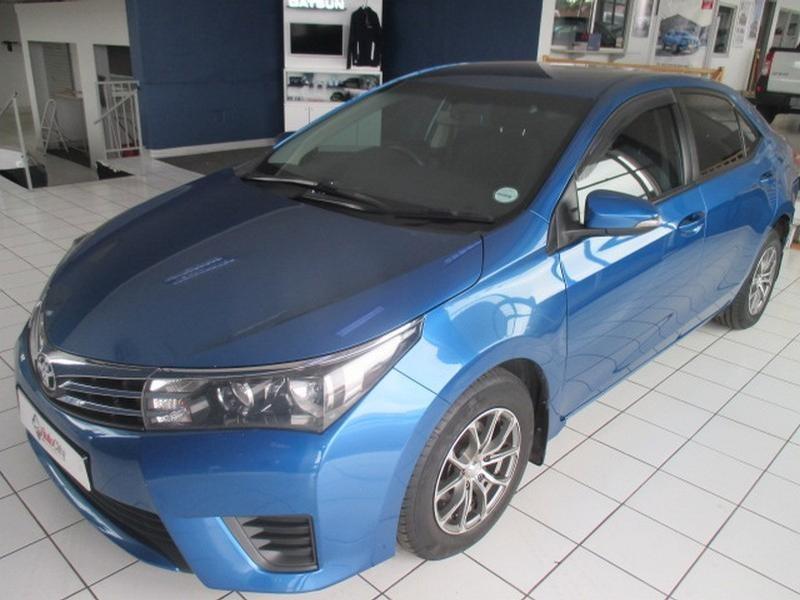 2015 Toyota Corolla 1.4D Esteem