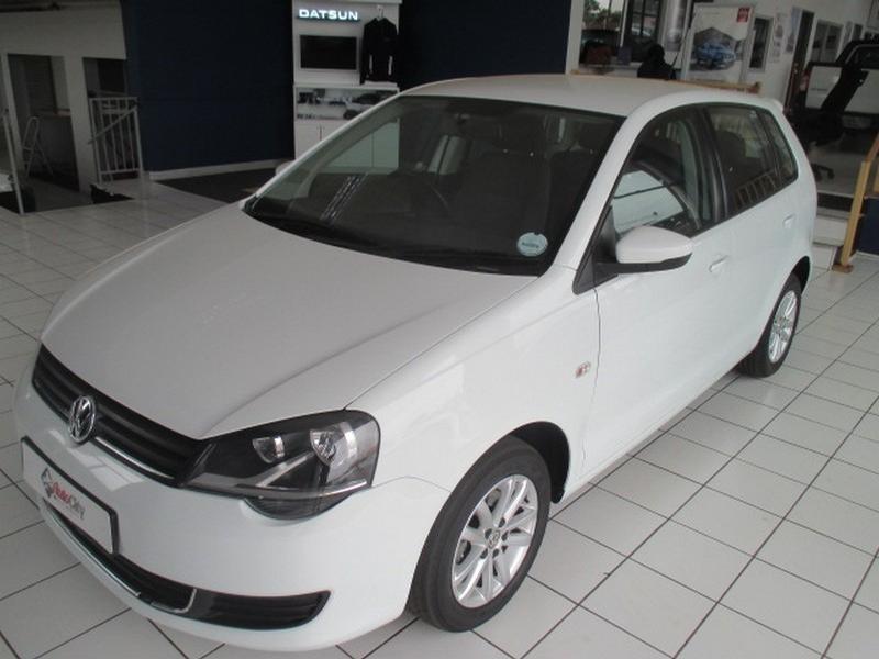 2017 Volkswagen Polo Vivo Hatch 1.4 Trendline