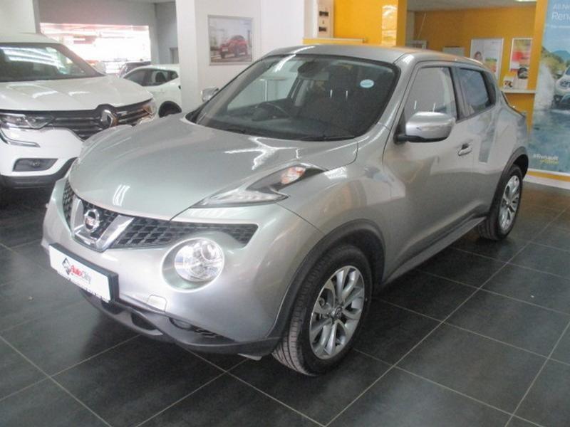2015 Nissan Juke 1.2T Acenta+