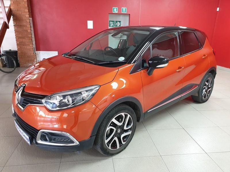 2017 Renault Captur 1.5 DCi Dynamique