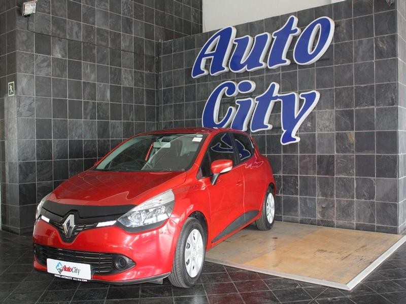 2014 Renault Clio 4 1.2 Authentique