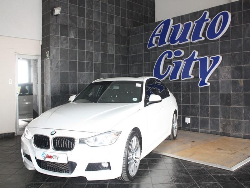 2013 BMW 3 Series Sedan 328i Steptronic