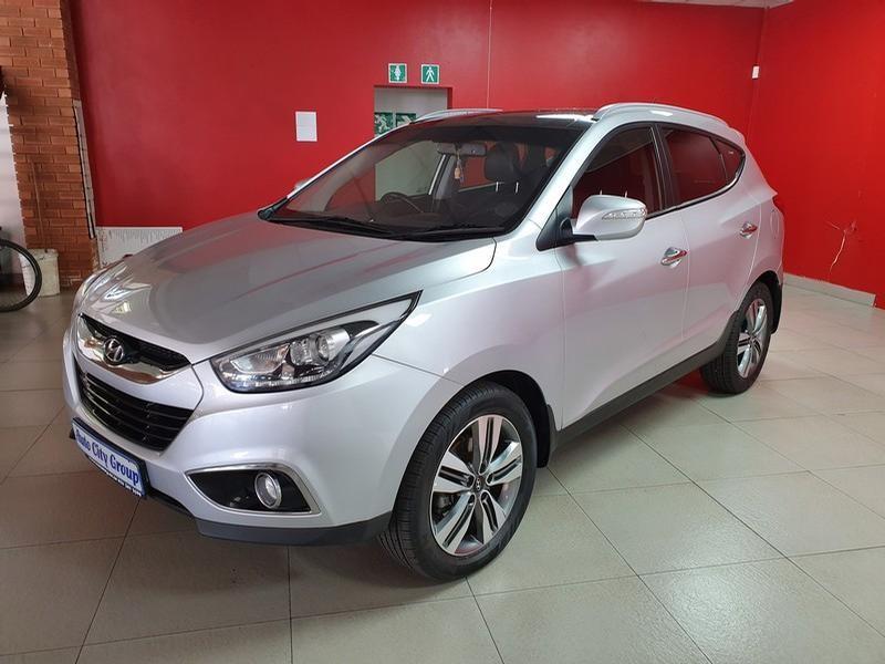 2014 Hyundai IX35 2.0 Crdi Elite 4X2
