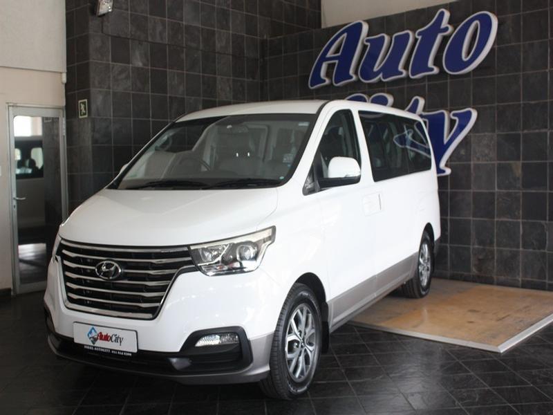 2018 Hyundai H1 2.5 CRDi Wagon 7 seater