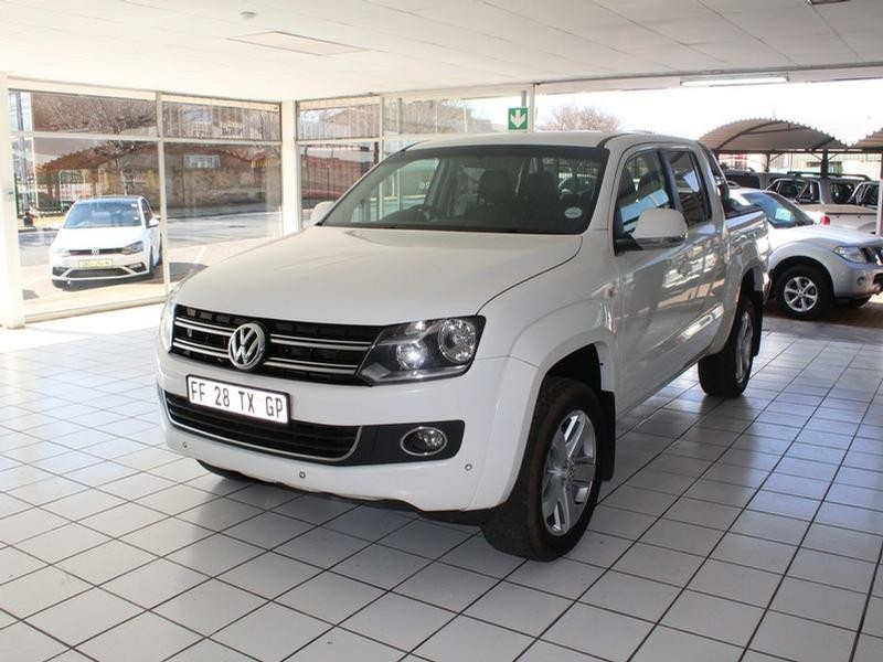 2016 Volkswagen Amarok My14 2.0 Bitdi D/cab Highline 4motion At