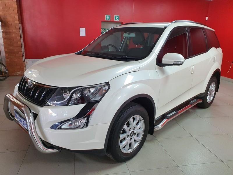 2018 Mahindra XUV 500 2.2 mHawk DE W8 4X2 AT