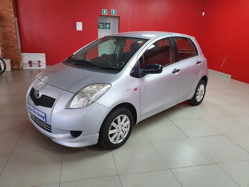 2007 Toyota Yaris 1.3 T3 5-Door (ac)