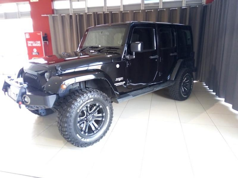 2016 Jeep Wrangler Unlimited 2.8 Crd Sahara At