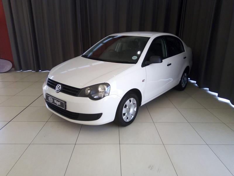 2014 Volkswagen Polo Vivo Sedan 1.6 Base