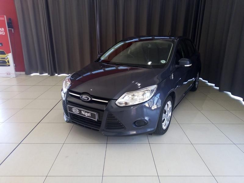 2012 Ford Focus St 1.6 Ti VCT Ambiente