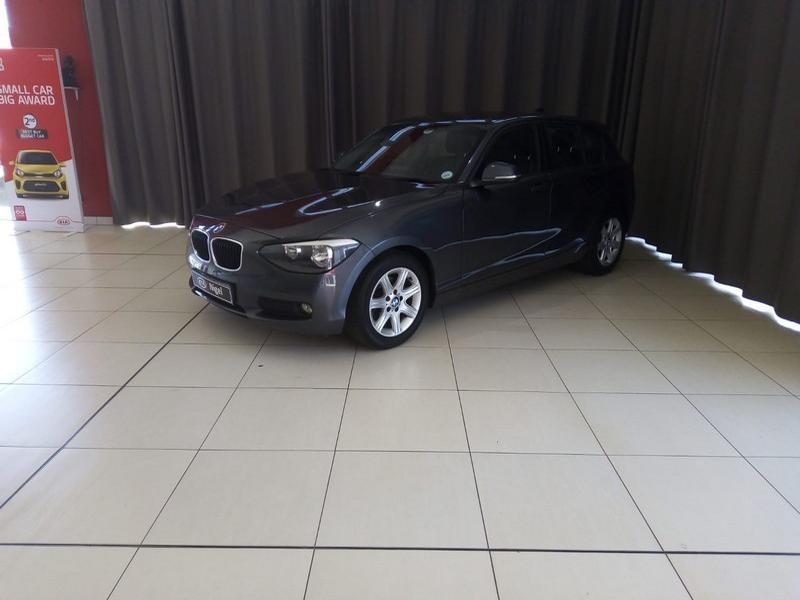 2014 BMW 1 Series 5-Door 116i
