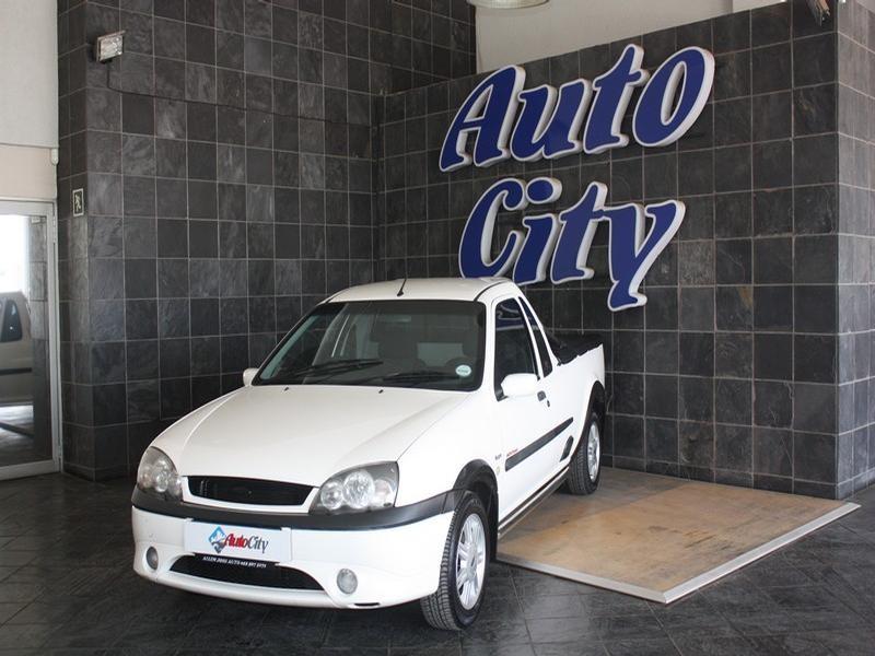 2009 Ford Bantam 1.6I Montana