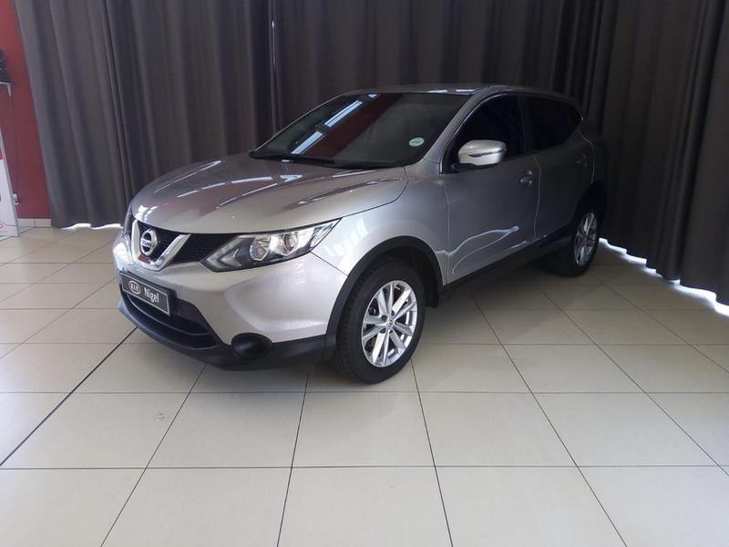 2017 Nissan Qashqai 1.2T Acenta