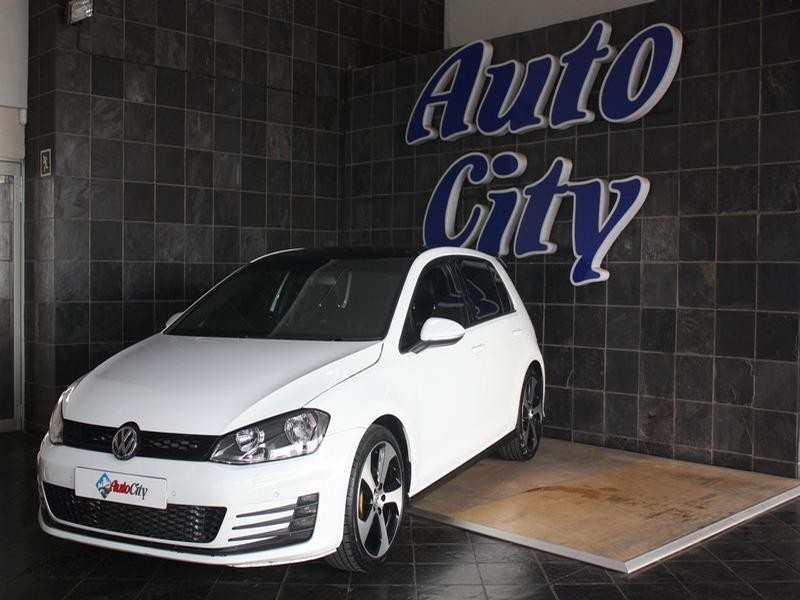 2015 Volkswagen Golf 7 2.0 Tsi Gti Dsg