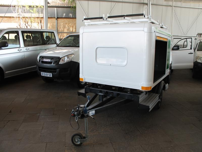 Other - Vehicle: TRAILER