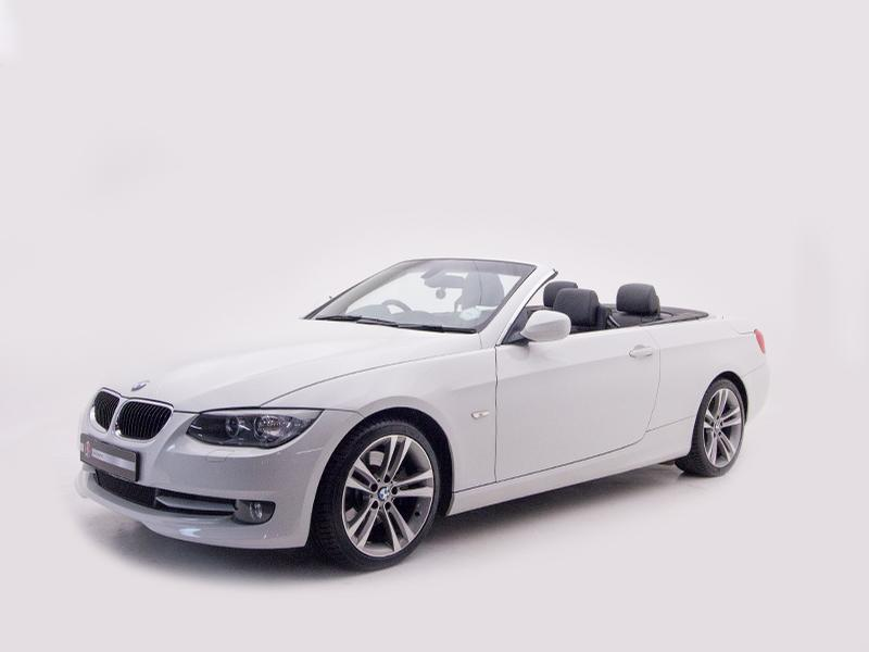 BMW 3 Series Convertible 330i Steptronic