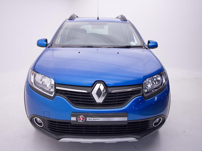 Renault Sandero 0.9 Turbo Stepway