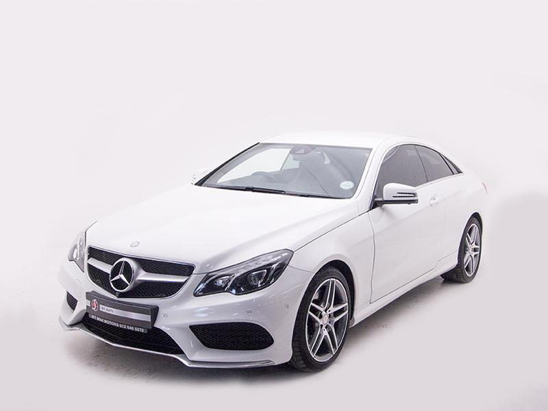 Mercedes-Benz E-Class Coupe 400 Sport Edition 7G-Tronic