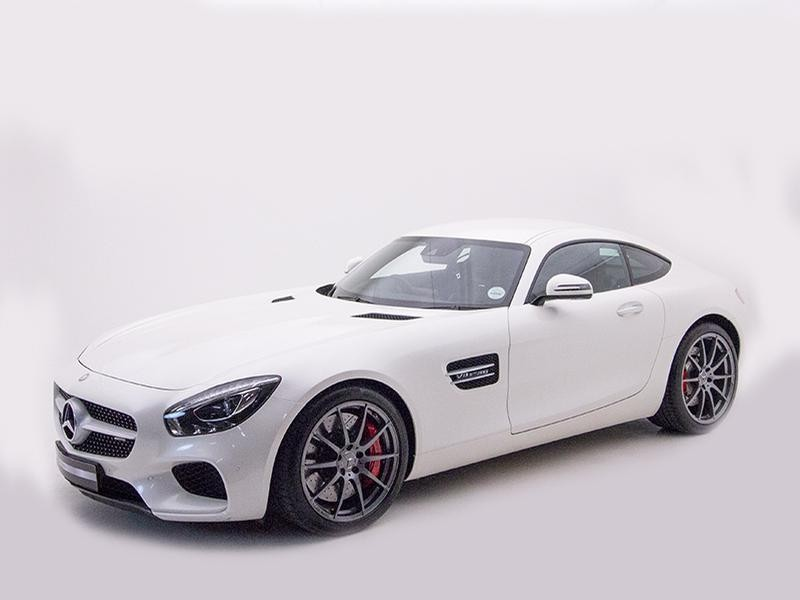 Mercedes-Benz Amg Gt Coupe Amg Gt S Speedshift Dct