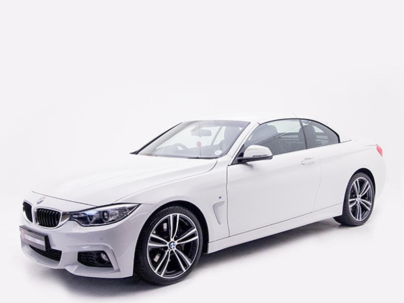 BMW 4 Series Convertible Facelift 440i Sport Steptronic