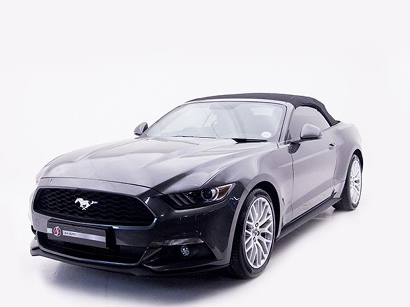 Ford Mustang 2.3 Ecoboost Convertible At
