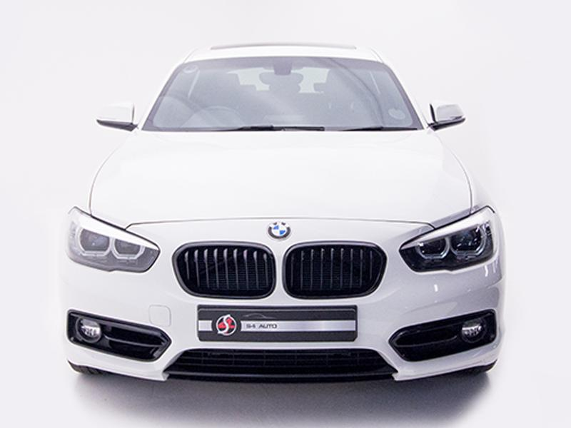 BMW 1 Series 5-Door Facelift 118i Steptronic