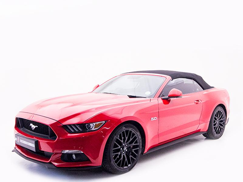 Ford Mustang 5.0 Gt Convertible At