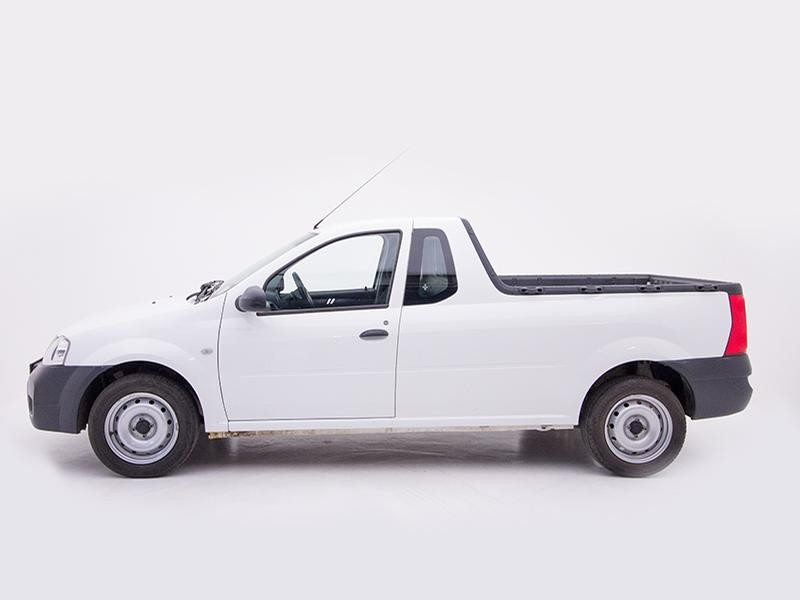 Nissan NP200 1.6 8V (new Base Model)