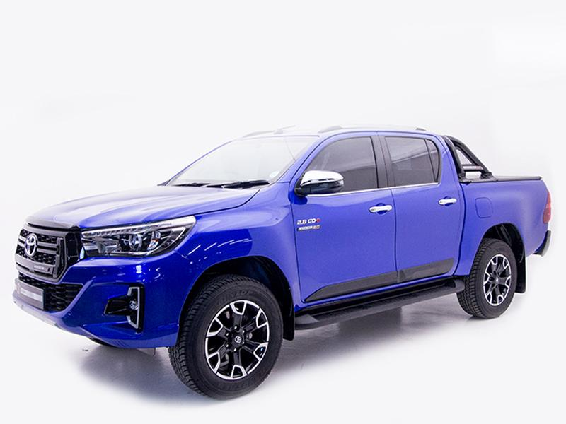 Toyota Hilux 2.8 Gd-6 D/cab Rb Raider At