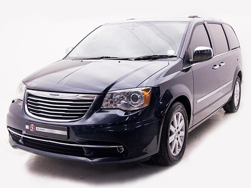 Chrysler Grand Voyager 2.8L Crd Limited At