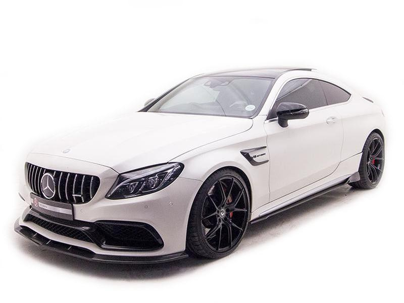 Mercedes-Benz C-Class Coupe Mercedes-Amg C 63 S Coupe Speedshif