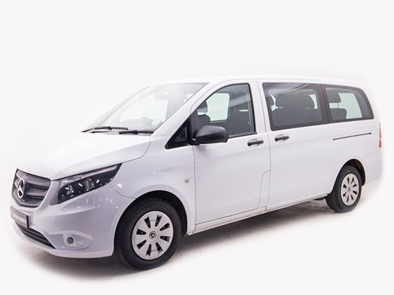 Mercedes-Benz Vito 116 2.2 Cdi Tourer Pro At