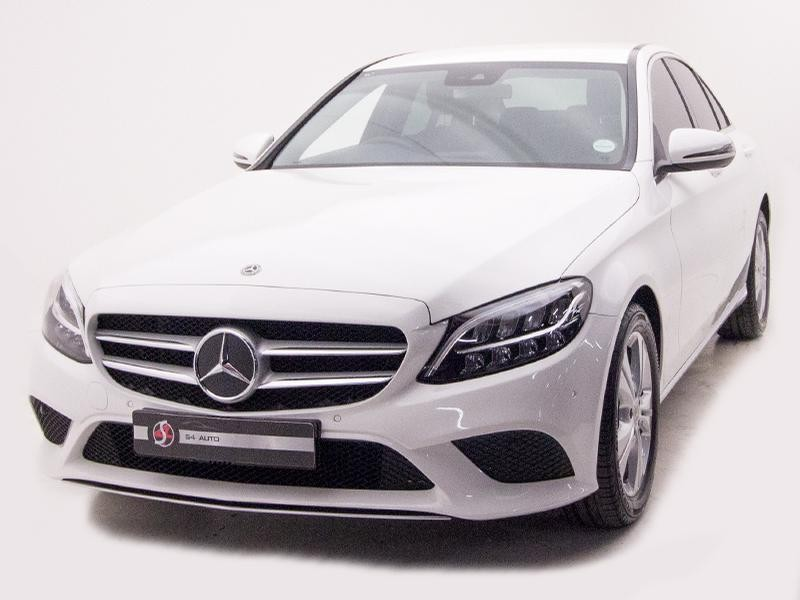 Mercedes-Benz C-Class Sedan C 220d 9G-Tronic