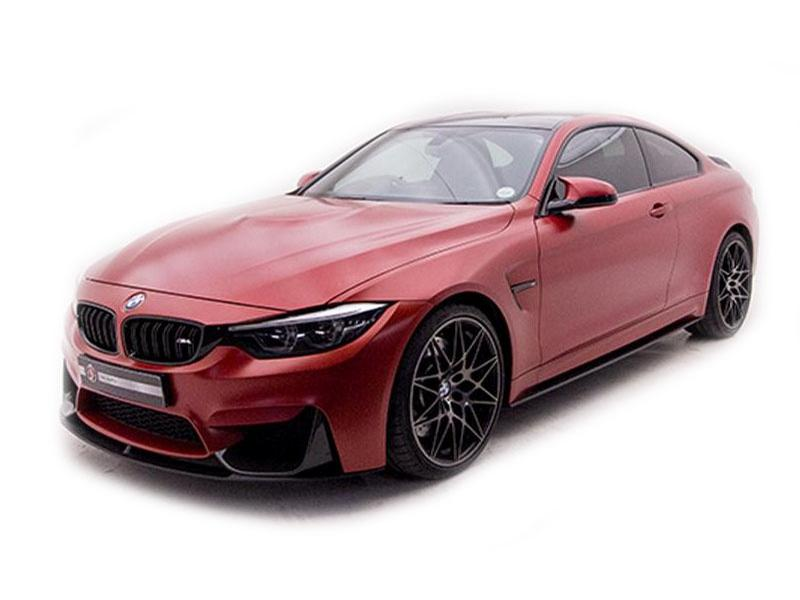 BMW M4 Coupe Competition M-Dct